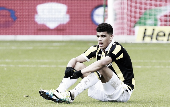 Dominic Solanke currently lives in a bubble in Holland (Photo: VI-Images / Getty Images)