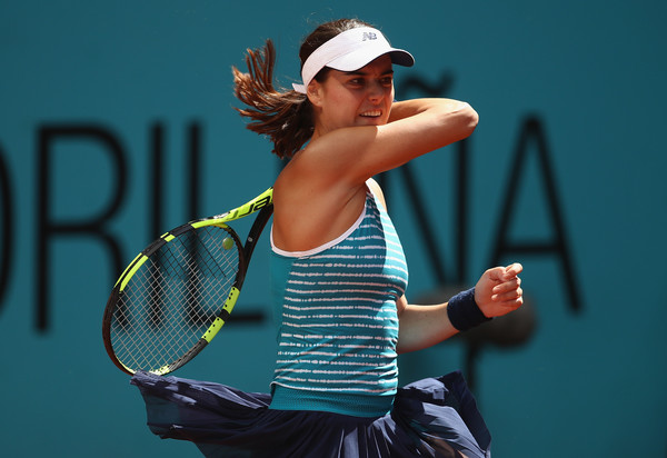 Sorana Cirstea in action | Photo: Julian Finney/Getty Images Europe