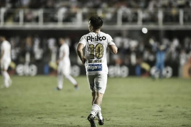 O camisa 10 (Foto: Ivan Storti/Santos FC)