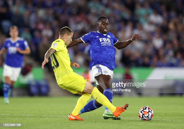 Boubakary Soumare has been a stand-out performer in Leicester's pre-season | Credit: Alex Pantling | Getty Images