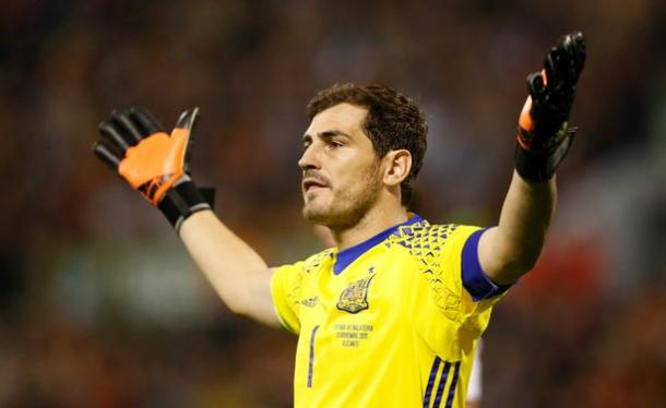 Iker Casillas will once again captain his country | Photo: Mirror