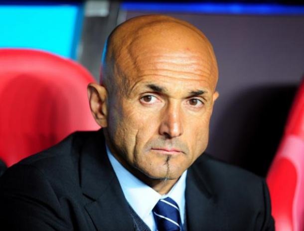 Spalletti was the last man to lead Roma to cup glory (Photo: sport.co.uk)