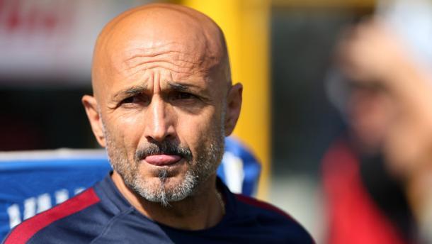 Luciano Spalletti perplesso Domenica a Torino, tuttosport.com