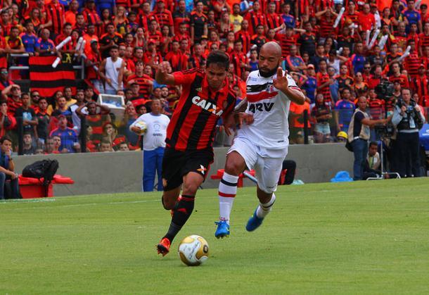 Rivais decidiram o Pernambucano nesta temporada e o Mais Querido levou a melhor (Foto: Williams Aguiar/Sport)