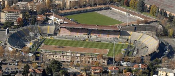 Veduta dello stadio di Bergamo, www.sporteconomy.it