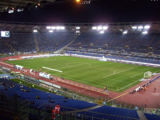 Estadio Olímpico de Roma | Foto: VAVEL