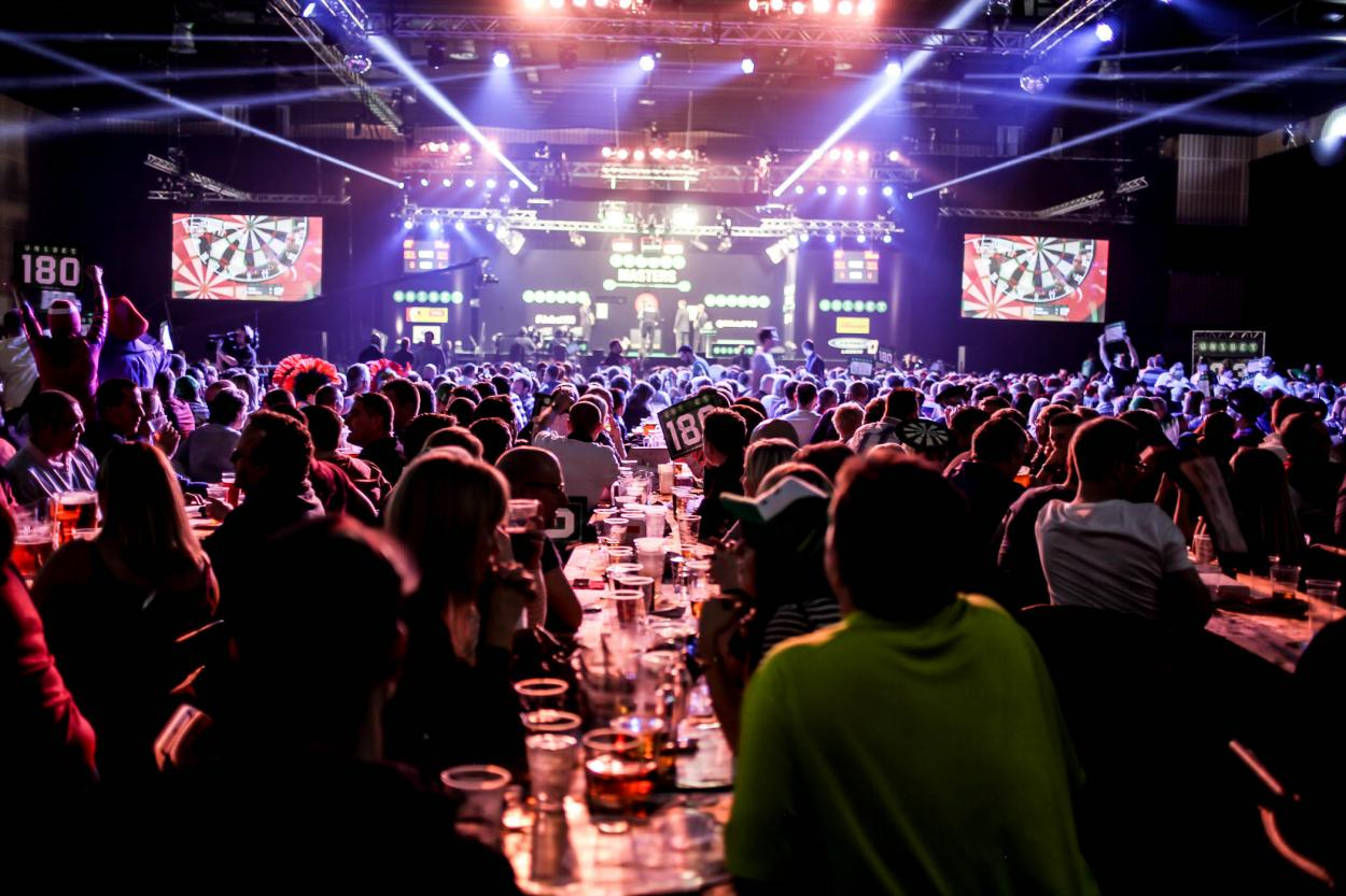 (Photo Marshall Arena - Destination Milton Keynes/PDC)