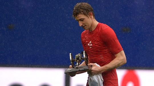 Stefan Kießling during his time in Leverkusen | Photo: Getty
