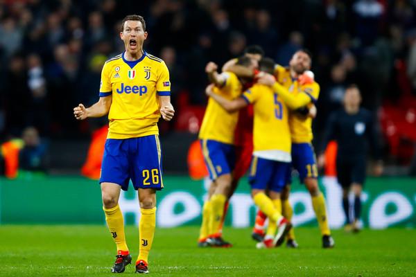 Atleta atua na Juventus, que segue na disputa por Champions e Serie A (Foto: Julian Finney/Getty Images)