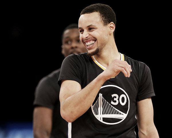 Curry busca su segundo Anillo con Golden State / Foto: Zimbio