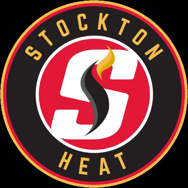 Logo de los Stockton Heat / StickPNG