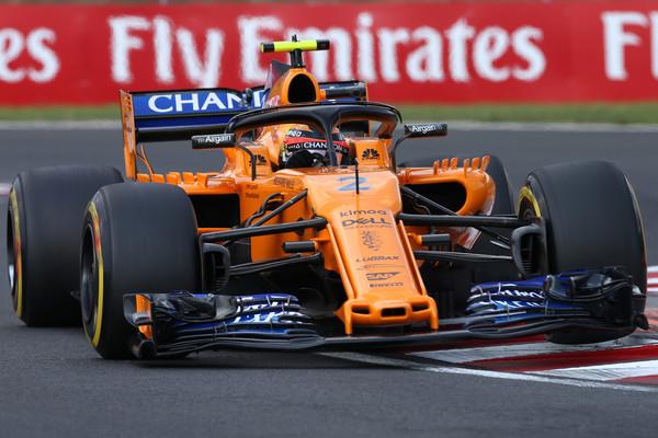 Stoffel Vandoorne, durante el Gran Premio de Hungría | Fuente: COATES/Zimbio