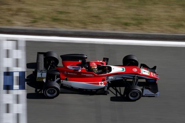 Stroll foi o campeão da Fórmula 3 Europeia em 2016 (Foto: Divulgação/Lance Stroll)
