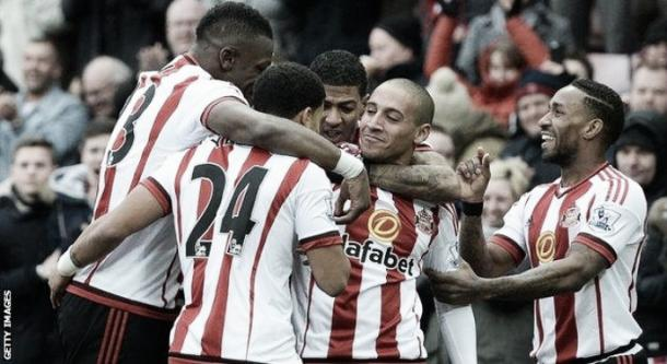 Will Sunderland be celebrating survival on Wednesday evening? | Image credit: Getty Images