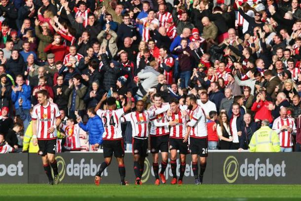 Sunderland won the reverse of this fixture 3-0 at the Stadium of Light, albeit under controversial circumstances. (Photo: Getty)