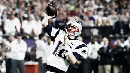 Super Bowl XLIX. Foto: Patriots