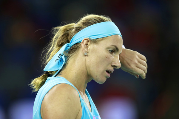 Svetlana Kuznetsova has been troubled by injury problems | Photo: Kevin Lee/Getty Images AsiaPac