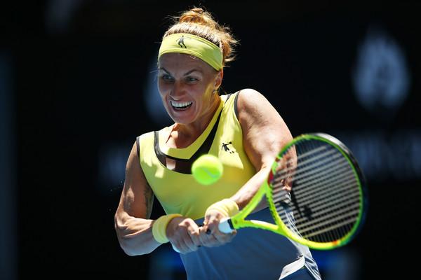 Svetlana Kuznetsova in action at the Australian Open | Photo: Jack Thomas/Getty Images AsiaPac