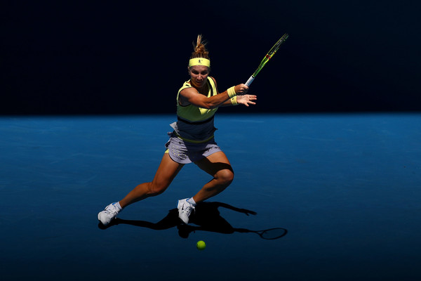 Svetlana Kuznetsova looks in great form this week | Photo: Cameron Spencer/Getty Images AsiaPac