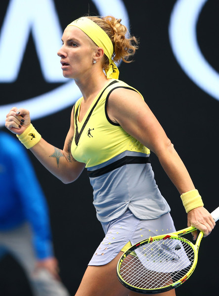 Svetlana Kuznetsova was able to come back from the brink, defeats Jelena Jankovic from 0-3 down in the final set | Photo: Jack Thomas/Getty Images AsiaPac