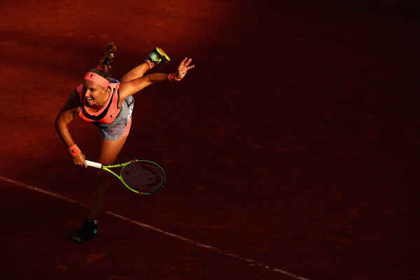 Svetlana Kuznetsova's serve would have to be consistent | Photo: Clive Brunskill/Getty Images Europe
