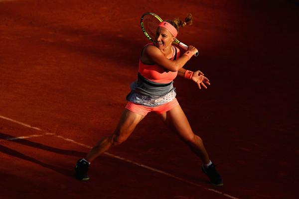 Svetlana Kuznetsova was often inconsistent today | Photo: Clive Brunskill/Getty Images Europe