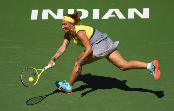 Svetlana Kuznetsova was poised for her biggest title since 2009, but couldn't get over the finishing line | Photo: Clive Brunskill/Getty Images North America