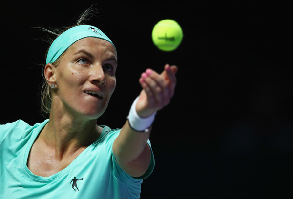 Kuznetsova would be taking advantage of the favourable draw | Photo: Clive Brunskill/Getty Images AsiaPa