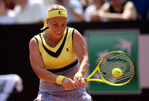Svetlana Kuznetsova looks to claim the title in Paris once again | Photo: Gareth Copley/Getty Images Europe