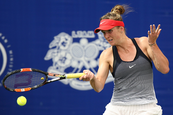 Svitolina will be a favorite for the title (Getty/Stanley Chou)