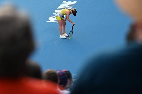 Svitolina lidera o confronto direto, mas desta vez não foi páreo para Muguruza (Divulgação/Australian Open)