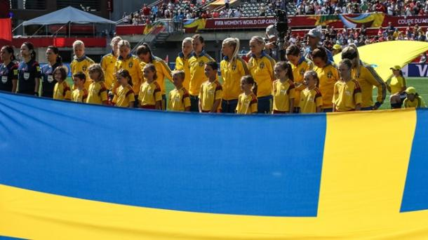 Sweden are looking for their first ever medal at an Olympic tournament. Source: Getty Images