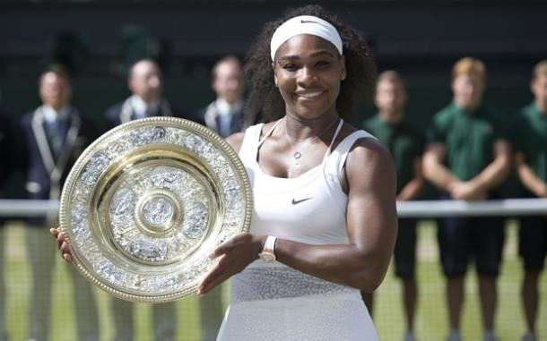 Williams will be looking for sixth Wimbledon title at this year's tournament | Photo: Getty
