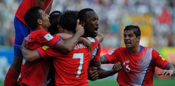 En Costa Rica hay muchas esperanzas puestas en este Mundial | Foto: AFP