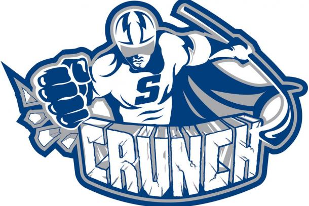 Logo de los Syracuse Crunch / Raw Charge