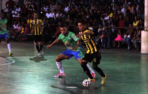 Aurinegros y zulianos en la fecha 1 | Foto: Deportivo Táchira