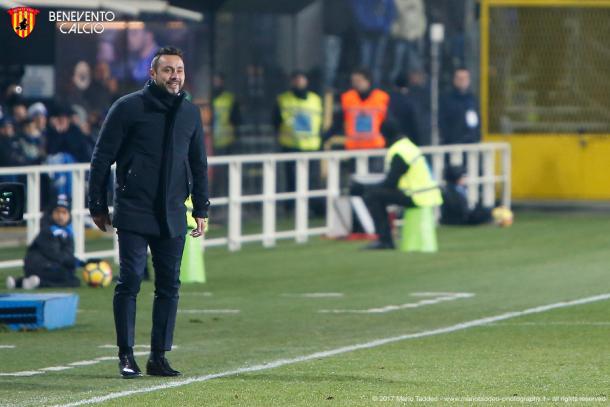 Serie A, Benevento-Milan 2-2: il portiere beffa Gattuso