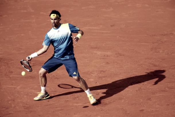 Tremendo contra Thiem en Roma. Imagen: ATPWorldTour.