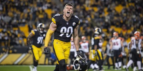 T.J. Watt continues to impress | Source: steelers.com