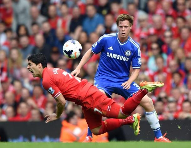 Kalas became a fan favourite after his performance against Liverpool. | Image source: Chelsea FC 360