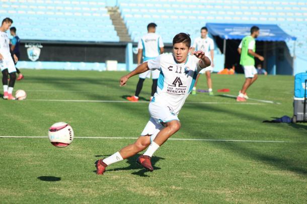 Atlético de San Luis será el próximo equipo de Kevin Lara | Foto: TM Fútbol Club