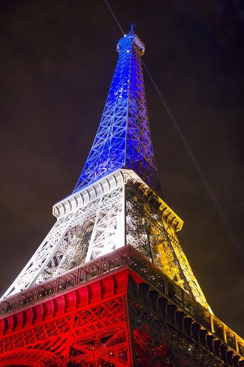 En la imagen, la Torre Eiffel / Fuente: Selección de Francia