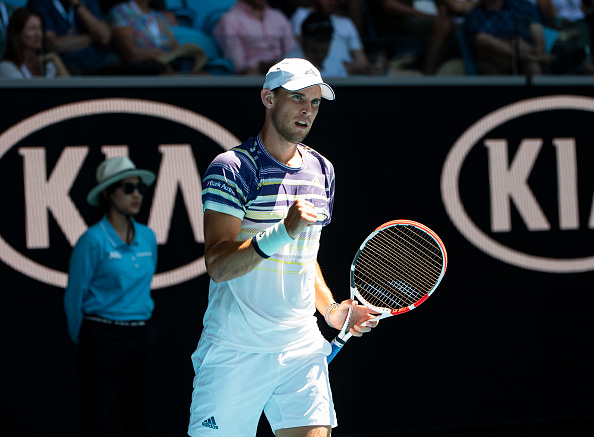 Thiem is aiming to reach the last eight in Australia for the first time (Photo: TPN)