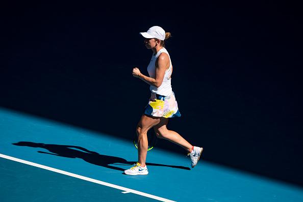 Australian Open victor  Kenin tastes defeat on WTA return