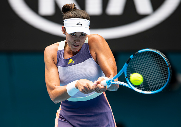 Muguruza will likely be the more aggressive of the two (Photo: TPN)