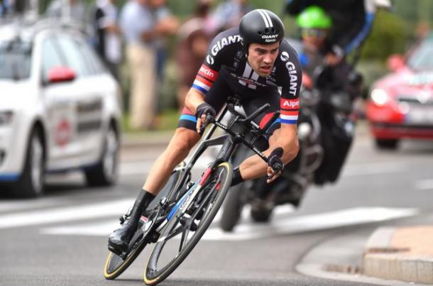Dumoulin had a great Vuelta last year, and will target the Giro this year / Cycling News