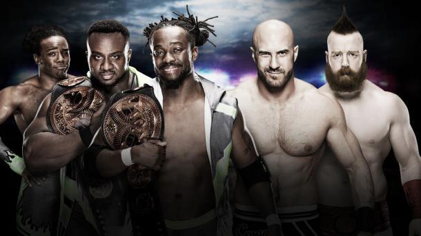 Will New Day's record continue? Photo- WWE.com