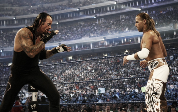 Undertaker and HBK (Wrestlingforum.com)