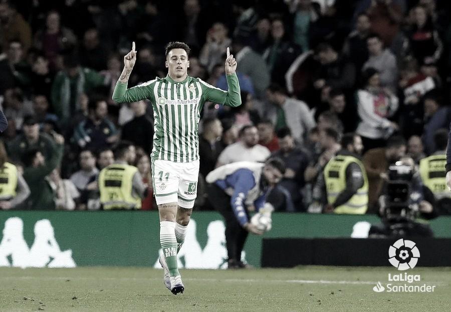 Cristian Tello, delantero referencia en el Betis | Foto: laliga.es