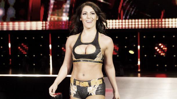 Wrestling is in Blanchard's blood. Photo-WWE.com